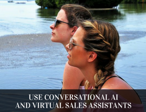 Use Conversational AI And Virtual Sales Assistants in Your Business