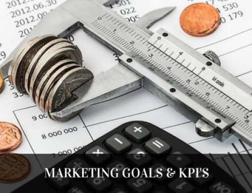 Marketing goals and KPIs