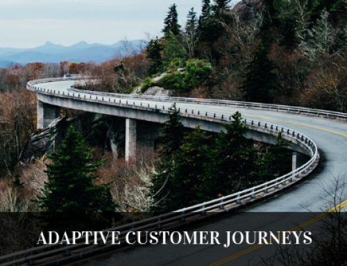 Personalization with Adaptive Customer Journeys