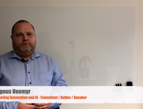 Unemyr.TV #1: Digital mognad inom sälj- och marknadsföring
