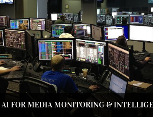 Use AI to Improve Media Monitoring and Intelligence