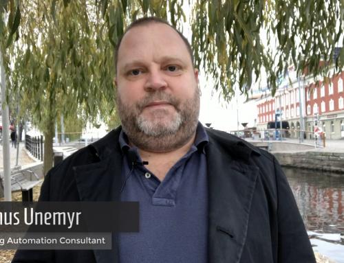 Unemyr.TV #3: Vad är framtiden för Marketing Automation?